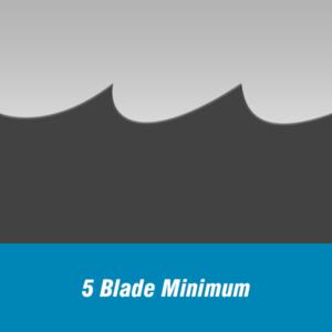 5 Blade Minimum